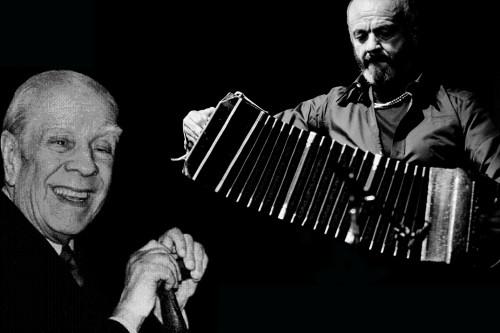 Όταν ο Αstor Piazzolla συνάντησε τον Jorge Luis Borges